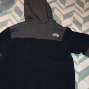 Northface hooded jacket